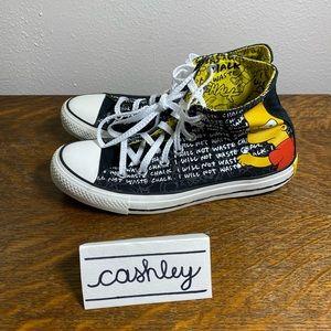 Converse Chuck Taylor High Top X The Simpson's